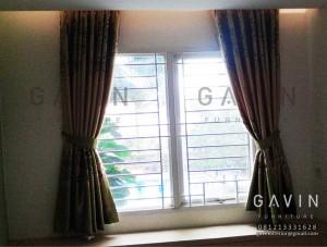 Gorden Minimalis Untuk Jendela Kecil Modern