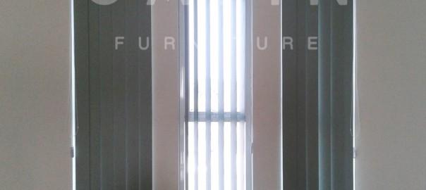 Jual Gorden Rumah Minimalis Model Vertical