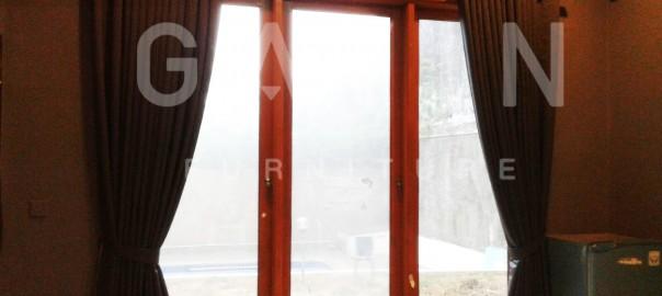 Gorden Blackout Cocok Untuk Rumah Minimalis