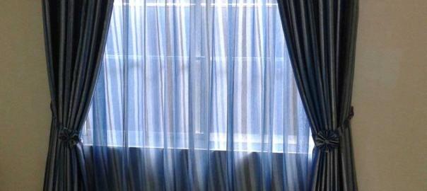 harga gorden jendela minimalis modern