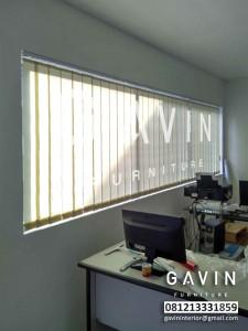 harga gorden kantor per meter vertical blind