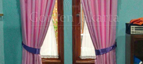 harga gorden jendela kecil model klasik