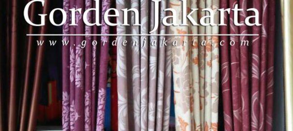 gorden ready stock harga per meter murah